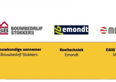 Nieuwbouw  Bedrijfspand Enschede